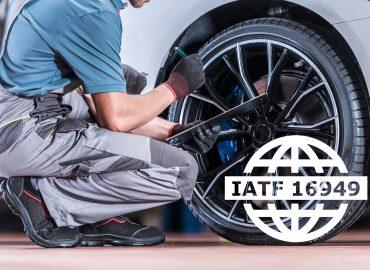 IATF 16949 Otomotiv Kalite Yönetim Sistemi